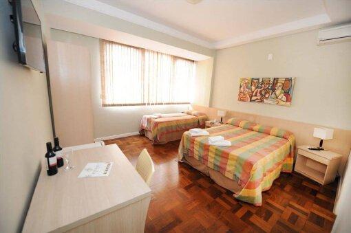 Apartamento de Luxo Cascavel - Hotel Regente